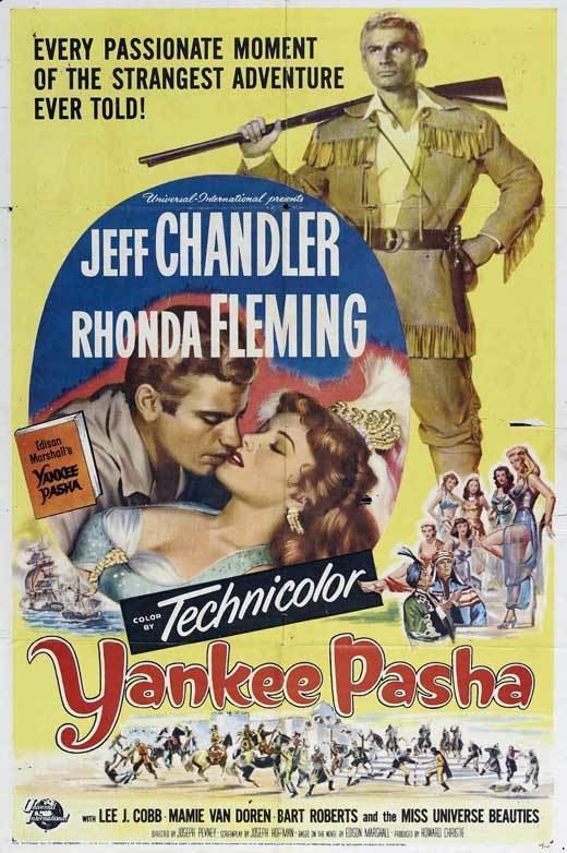 Yankee Pasha (film) Yankee Pasha Movie Posters From Movie Poster Shop