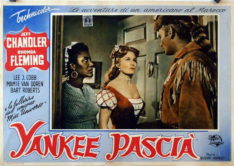 Yankee Pasha (film) YANKEE PASCIA MOVIE POSTER YANKEE PASHA MOVIE POSTER