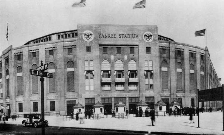 Yankee Stadium (1923) 7 Yankee Stadium 19232008 Bronx NY 20152016 Course Blogs