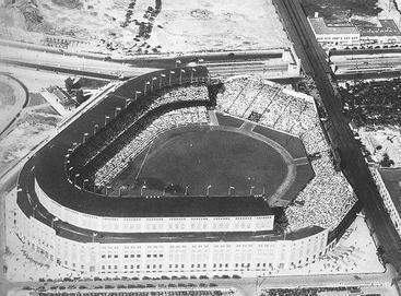 Yankee Stadium (1923) Yankee Stadium 1923 Wikipedia