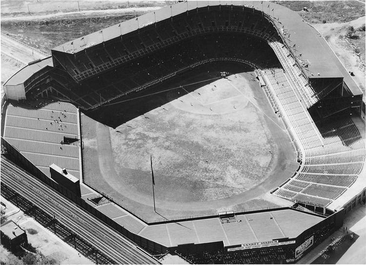Yankee Stadium (1923) Yankee Stadium history photos and more of the New York Yankees