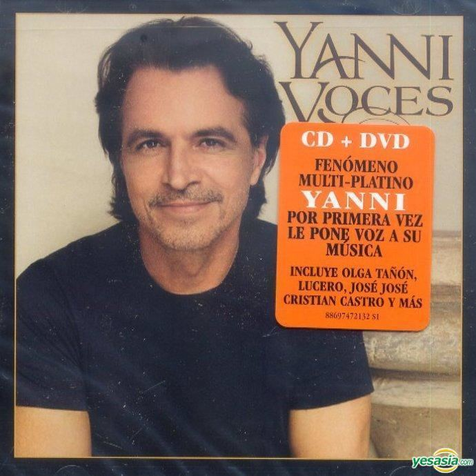 Yanni Voices - Alchetron, The Free Social Encyclopedia