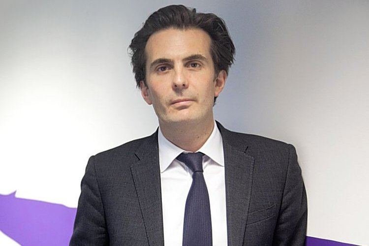 Yannick Bolloré Yannick Bollor likes to keep it in the family at Havas London