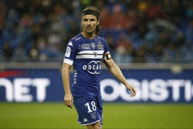 Yannick Cahuzac Foot Ligue 1 Yannick Cahuzac Bastia dtient le record des