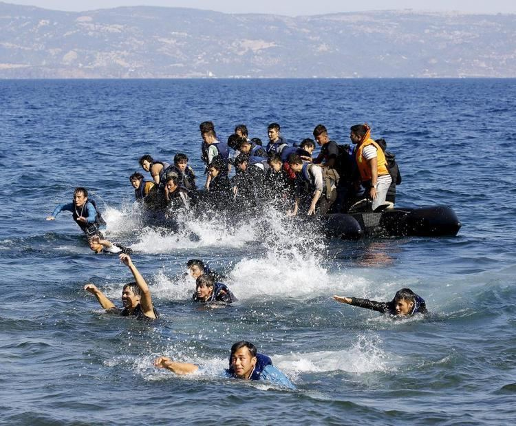 Yannis Behrakis Greeces Yannis Behrakis is Guardian Photographer of the Year 2015