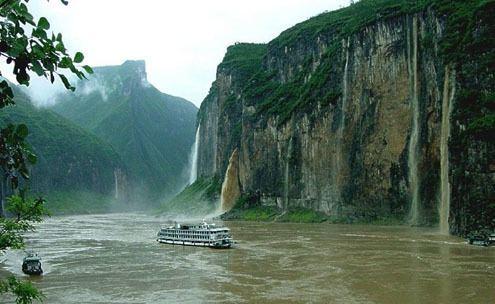 Yarlung Tsangpo Grand Canyon 10 most beautiful canyons of China