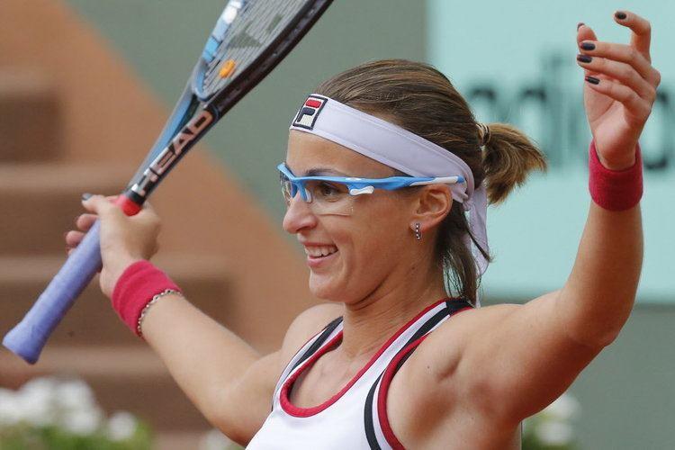 Yaroslava Shvedova Tennis Hong Kong WTA Yaroslava Shvedova vs Alize Cornet