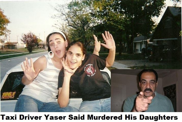 Yaser Abdel Said Yaser Said has always driven a cab for a living Private