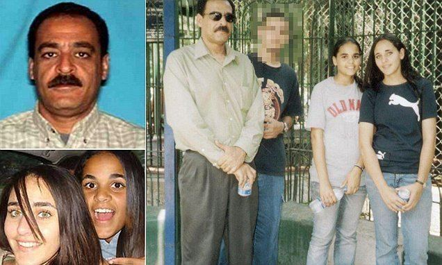 Yaser Abdel Said Yaser Abdel Said suspected of murdering his daughters
