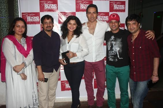 Yash A Patnaik IndianShowBizcom Producer Yash Patnaik39s bash for TV