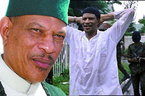 Yasin Abu Bakr Yasin Abu Bakr The drugs made me do it Jamaat boss on 1990 coup