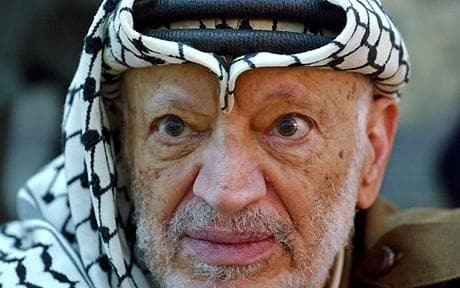 Yasin Arafat Yasser Arafat Telegraph
