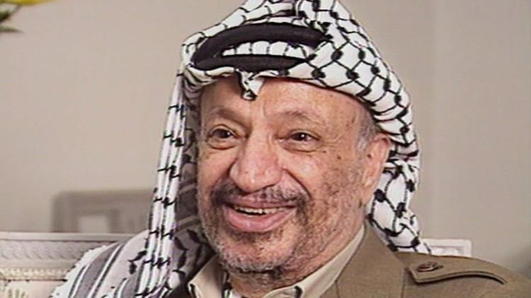 Yasin Arafat Yasser Arafat interview YouTube