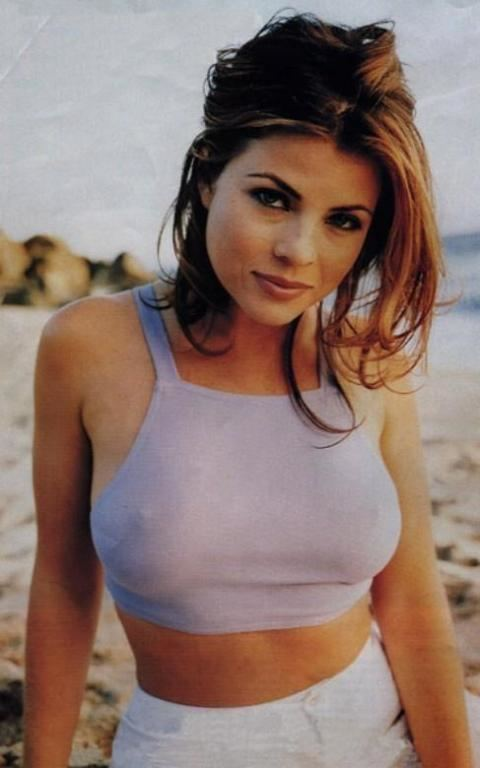Yasmine Bleeth Yasmine Bleeth husband married hot bikini measurements