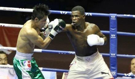 Yasniel Toledo TOLEDO Yasnier World Series Boxing