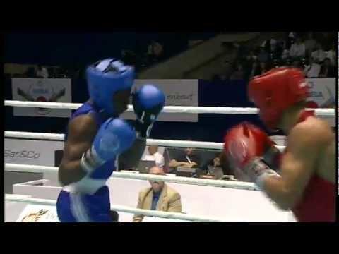 Yasniel Toledo Vasyl Lomachenko vs Yasniel Toledo World Boxing Championships Baku