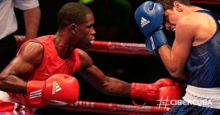 Yasniel Toledo Boxeador Yasniel Toledo comienza con triunfo en octavos de final de