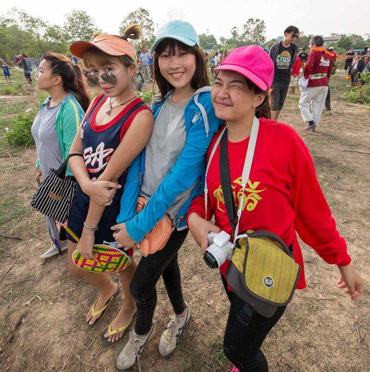 The 2016 Rocket Festival Yasothon Thailand Photography