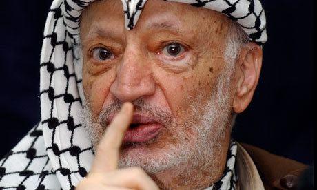 Yasser Arafat Yasser Arafat World news The Guardian