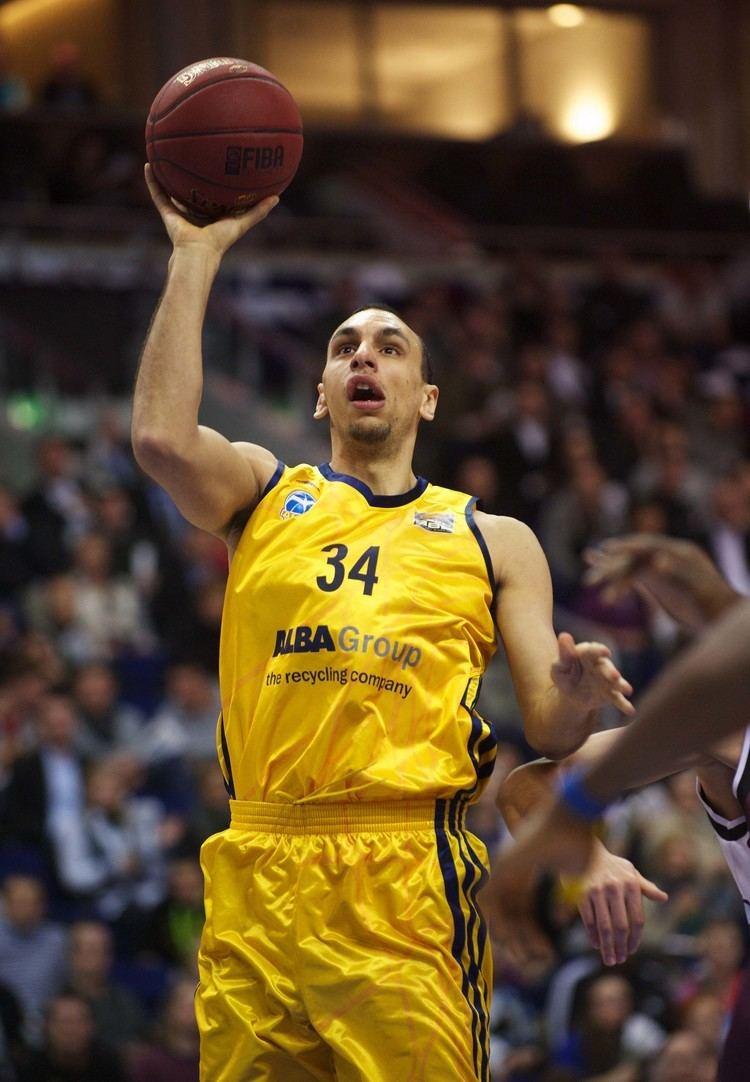 Yassin Idbihi Yassin Idbihi Basketball ALBA BERLIN Saison 20112012