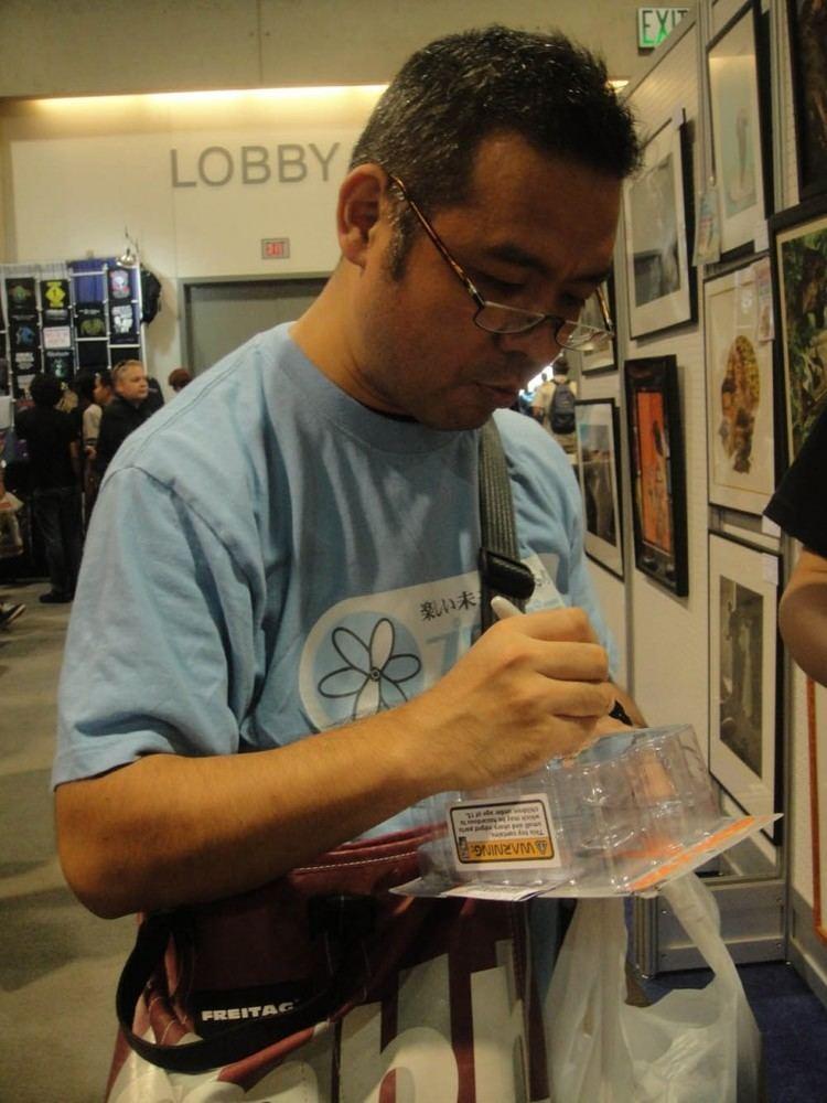 Yasuhiro Nightow Yasuhiro Nightow screenshots images and pictures Comic Vine