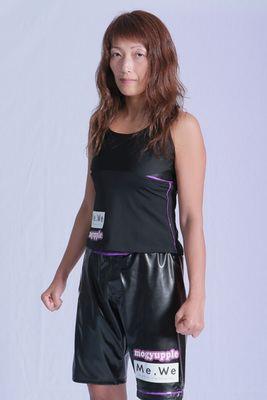 Yasuko Mogi Yasuko Mogi Pink Spider MMA Fighter Page Tapology