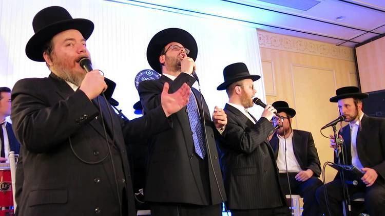 Yeedle Werdyger Yeedle Werdyger Pinky Weber and Yumy Lowy singing Al Achas Kama V