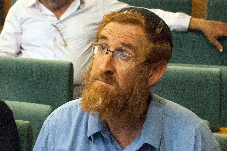 Yehuda Glick Being Safe While Isolated Frontpage Mag