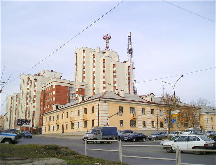 Yekaterinburg in the past, History of Yekaterinburg