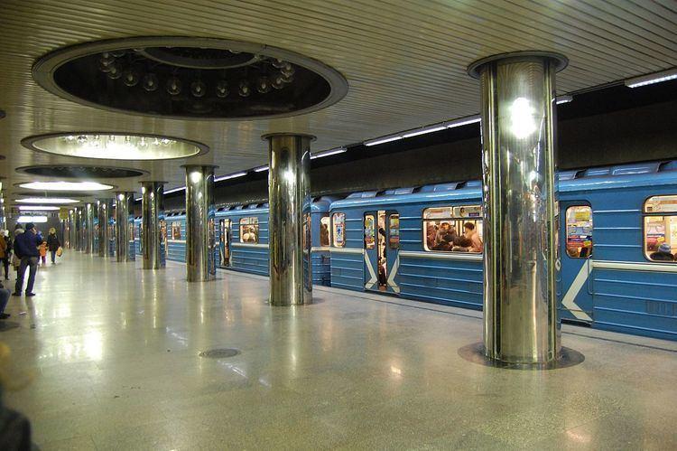 Yekaterinburg Metro