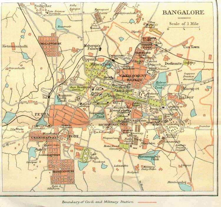 Yelahanka in the past, History of Yelahanka