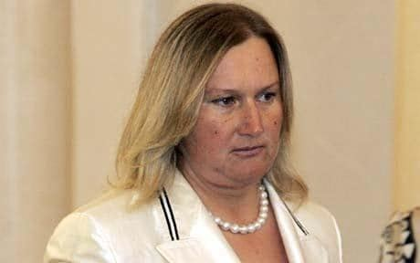 Yelena Baturina Russia39s richest woman appeals for state bailout Telegraph