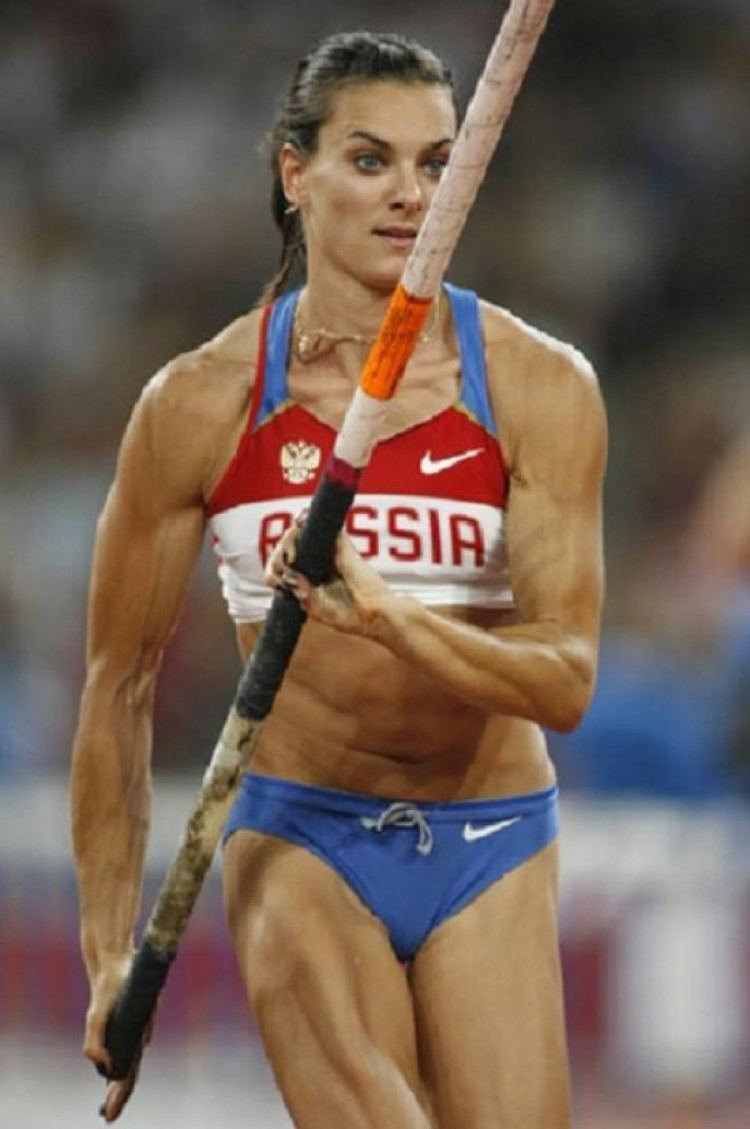 Elena Isinbayeva changed her image and became unrecognizable 03/20/2018