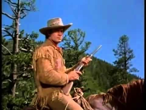 Yellowstone Kelly 1959 trailer YouTube