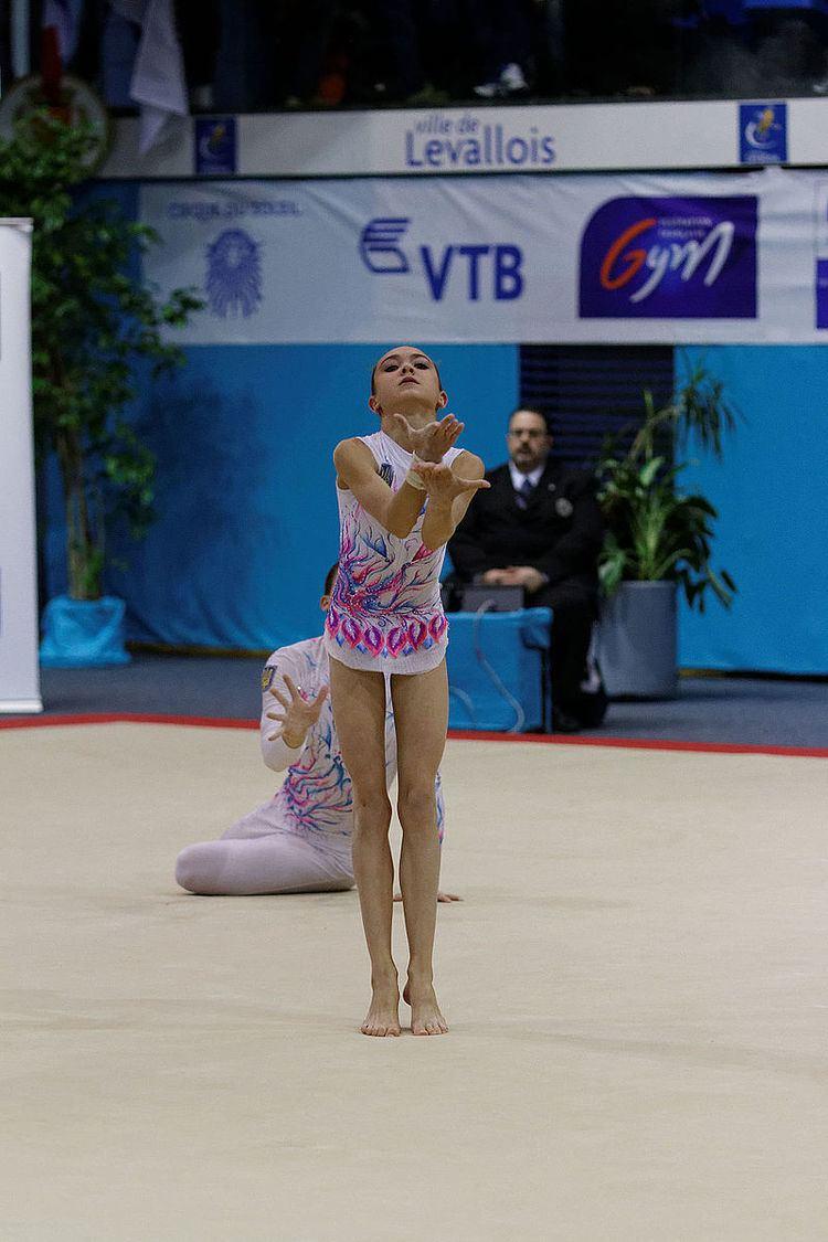 Yelyzaveta Vasylyga