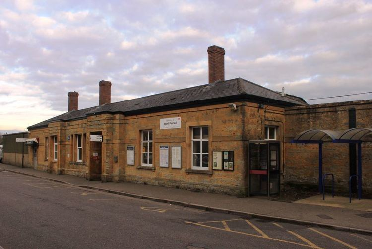 Yeovil Pen Mill railway station