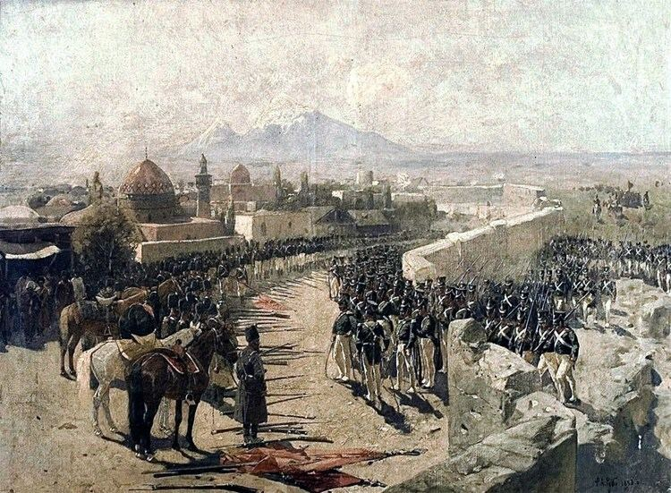 Yerevan in the past, History of Yerevan