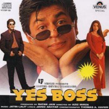 Yes Boss (film) Yes Boss 1997 JatinLalit Listen to Yes Boss songsmusic