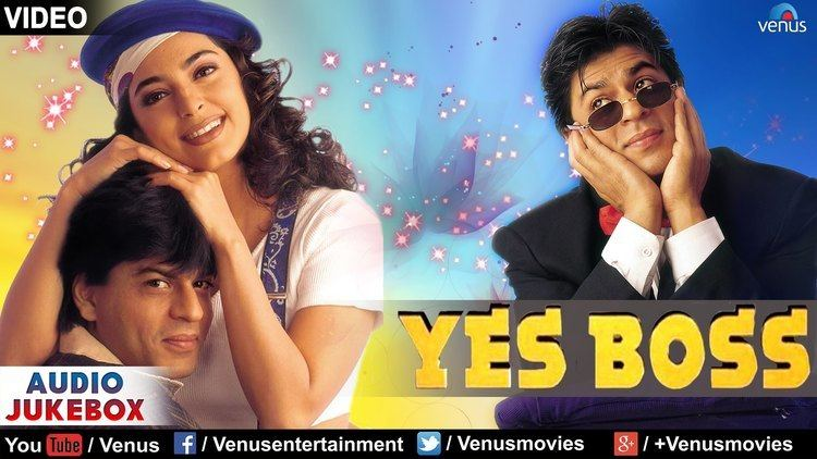 Yes Boss (film) Yes Boss Audio Jukebox Shahrukh Khan Juhi Chawla YouTube