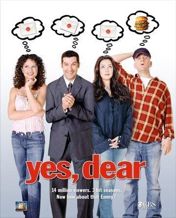 Yes, Dear Yes Dear TV Poster IMP Awards