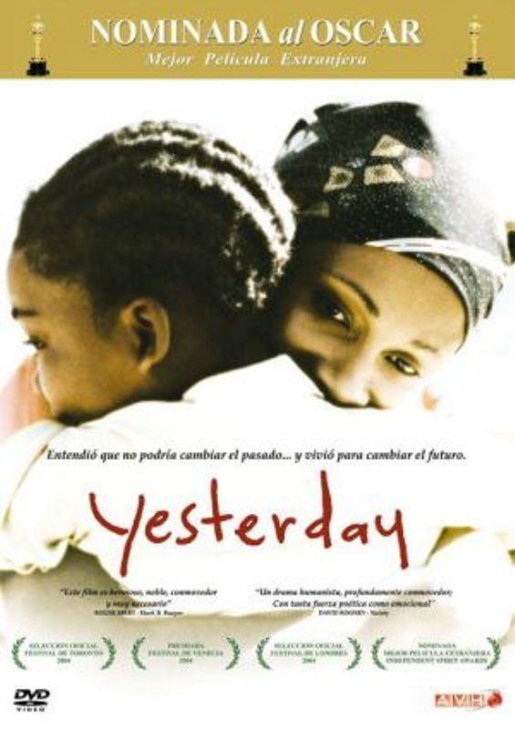 Yesterday (2004 film) Yesterday 2004 Film Director Darryl James Roodt teeterboard