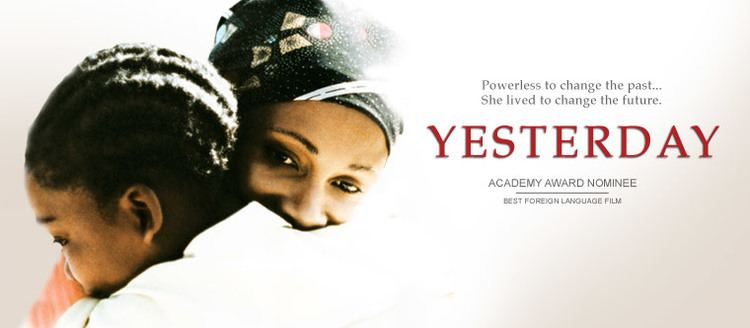 Yesterday (2004 film) Yesterday 2004 A womans journey