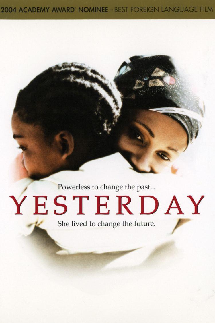 Yesterday (2004 film) wwwgstaticcomtvthumbdvdboxart36514p36514d
