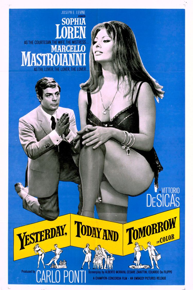 Yesterday, Today and Tomorrow wwwgstaticcomtvthumbmovieposters4315p4315p