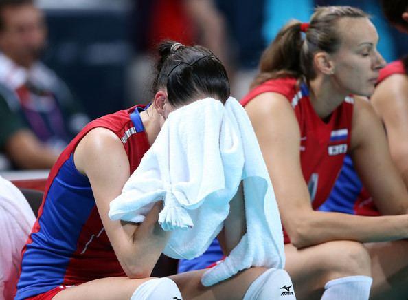 Yevgeniya Startseva Evgeniya Startseva Pictures Olympics Day 11 Volleyball