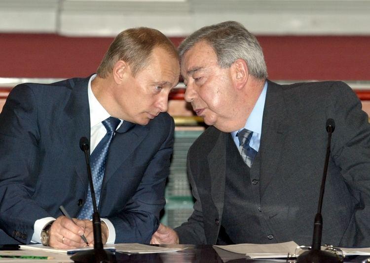 Yevgeny Primakov Russia Former PM Yevgeny Primakov dies