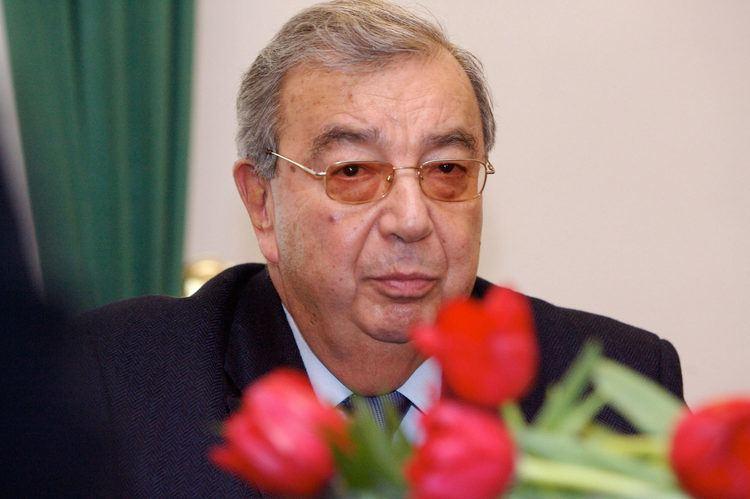 Yevgeny Primakov Yevgeny Primakov Former Russian Premier and Spymaster