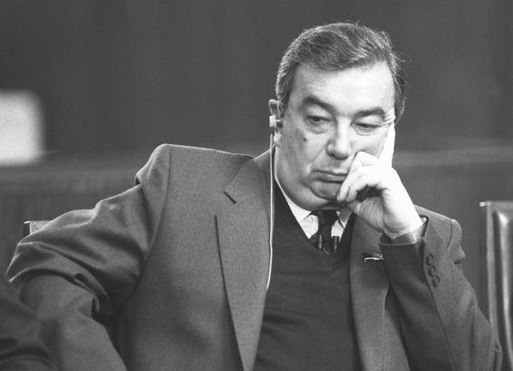 Yevgeny Primakov Former Russian Prime Minister Yevgeny Primakov Passes Away