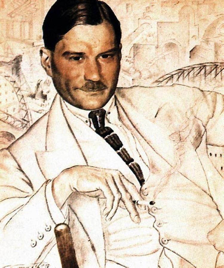 Yevgeny Zamyatin Yevgeny Zamyatin Wikipedia