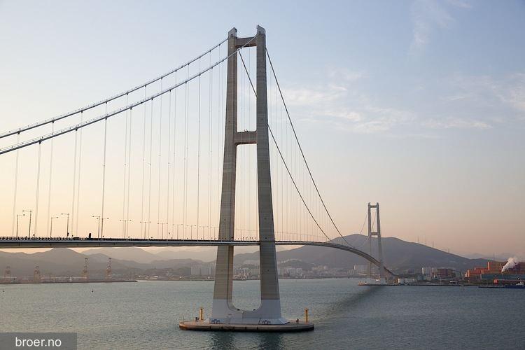 Yi Sun-sin Bridge broernobrobb1256jpg